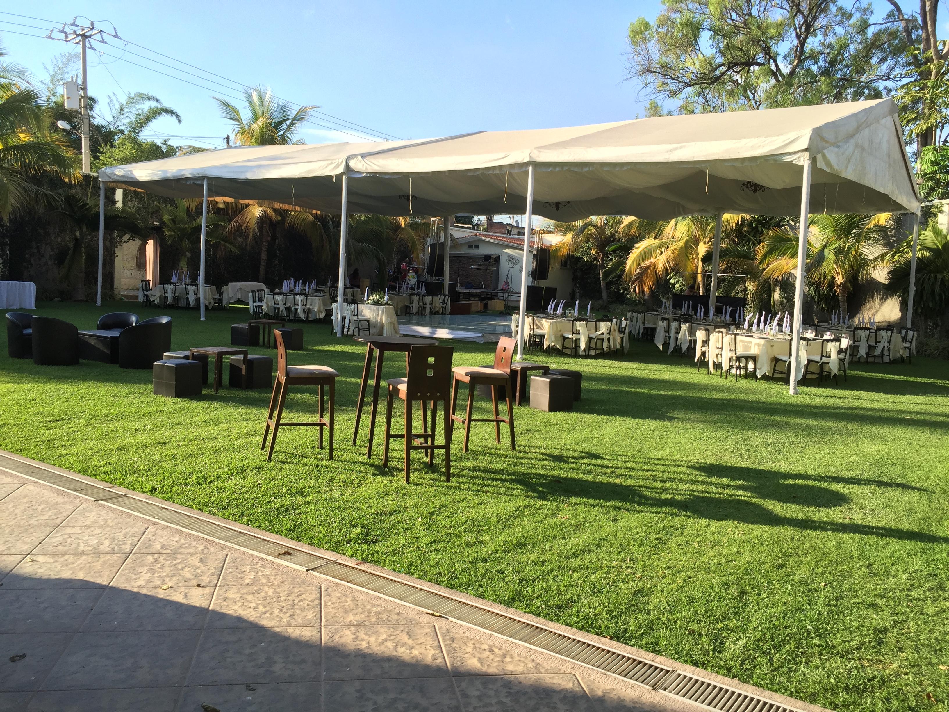 Jardin de eventos casa grande cuautla bodas en morelos for Casas con jardin grande