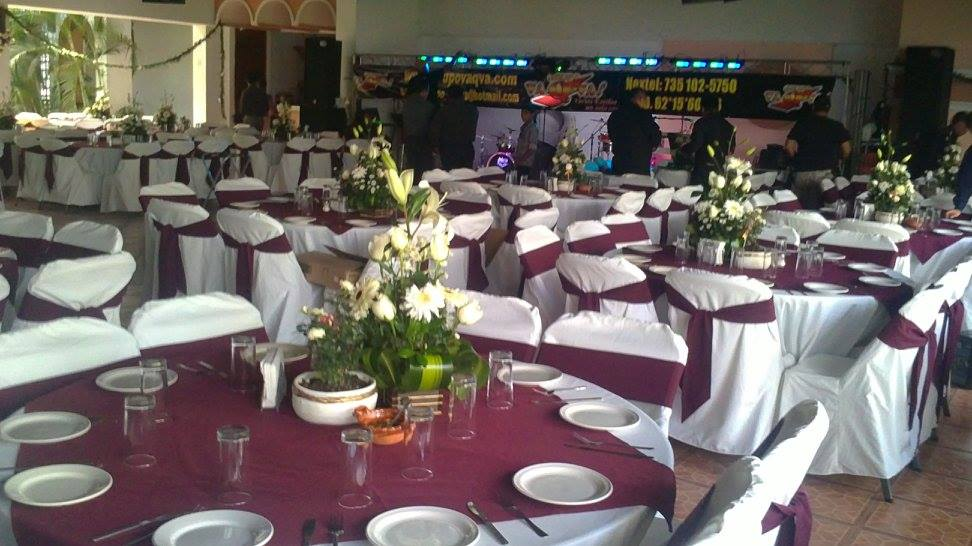 Alquiladora y banquetes pepes bodas en morelos for Jardin xochicalli