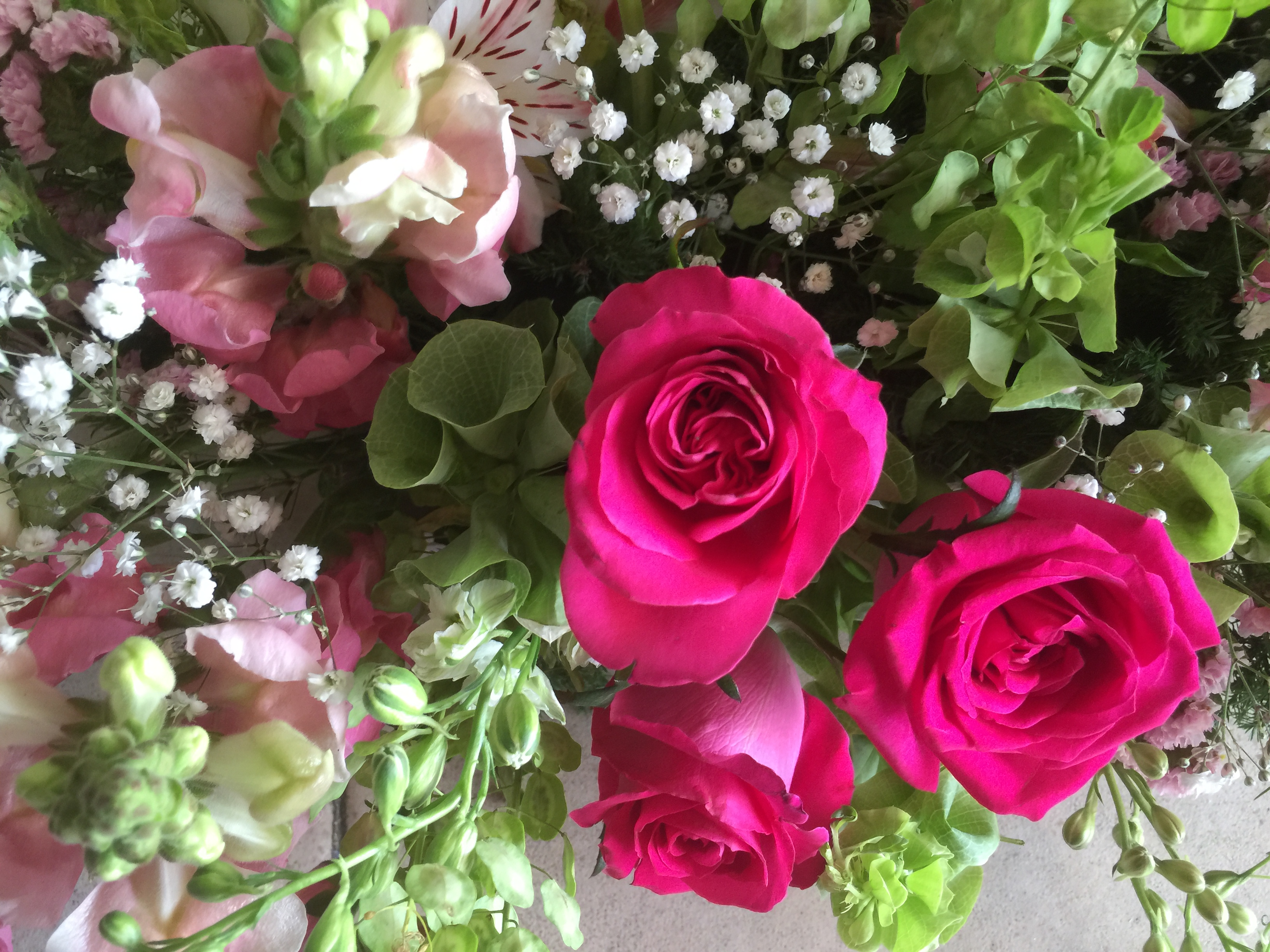 Arreglos florales en Cuernavaca