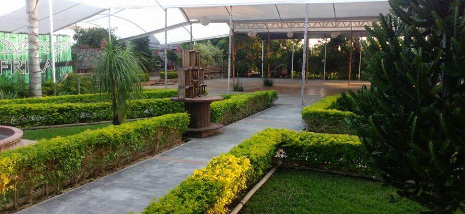 Jardín Áfrika