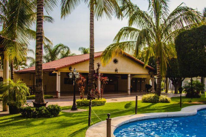 Jardin Ibiza en Cuautla