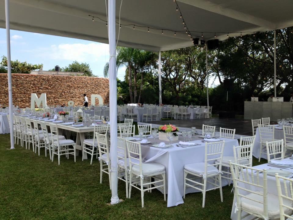 Jardín de Eventos Sociales Anivude