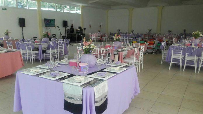 Jardin de eventos en Cuautla Antara