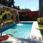 Jardin Bajareque en Cuautla
