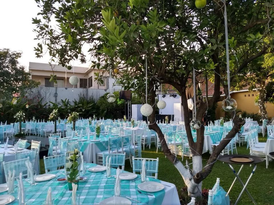 Fuzzion Jardin de eventos en Cuautla