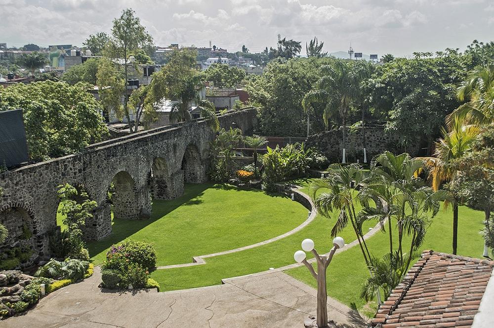 Jardin para bodas en Cuernavaca