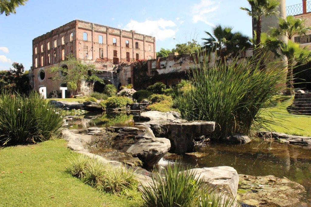 Hacienda Santa Inés, Cuautla Morelos