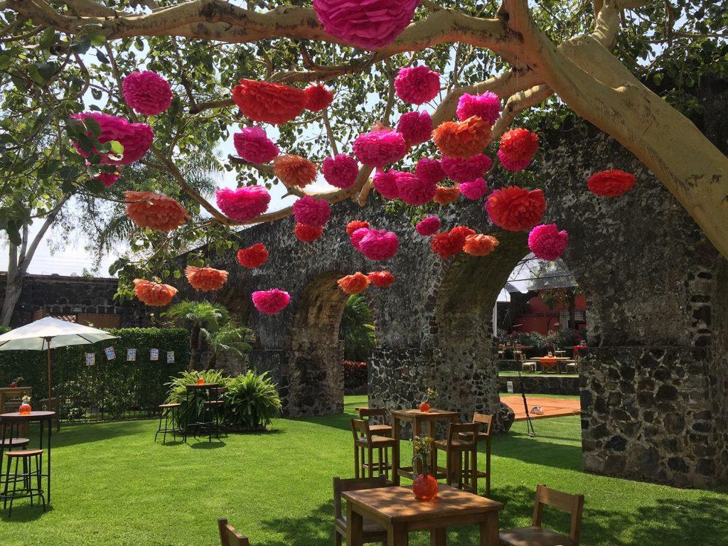 Jardin en Cuernavaca