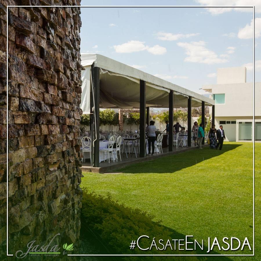 Jardín de Eventos en Cuernavaca