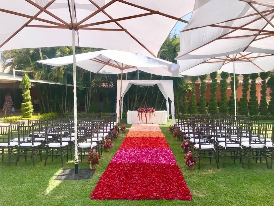 Jardín de Eventos en Jiutepec