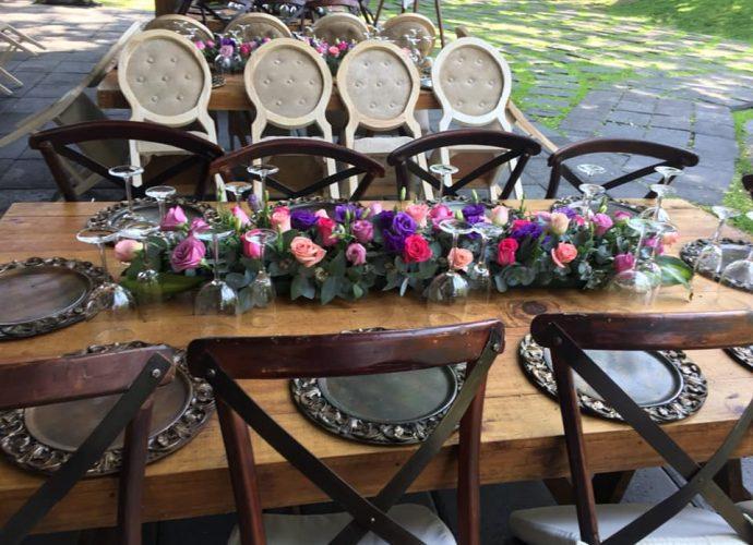 Flores en Cuautla Morelos