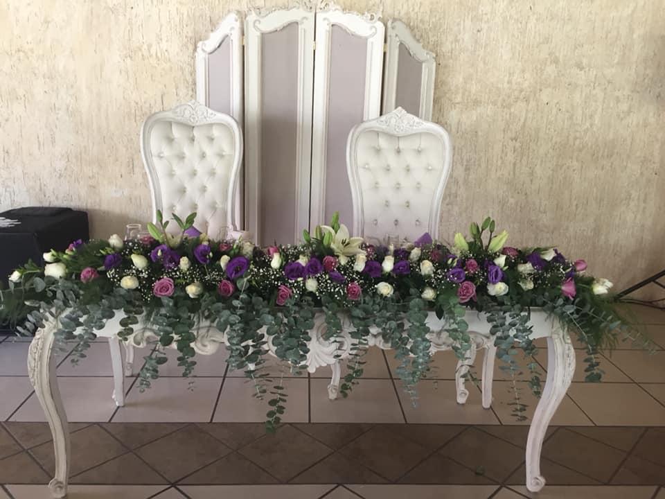floreria para Bodas