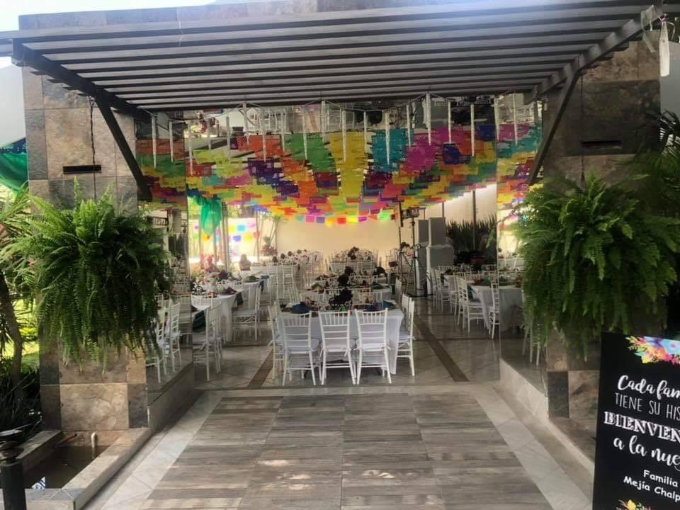 Jardín de Eventos Las Moras