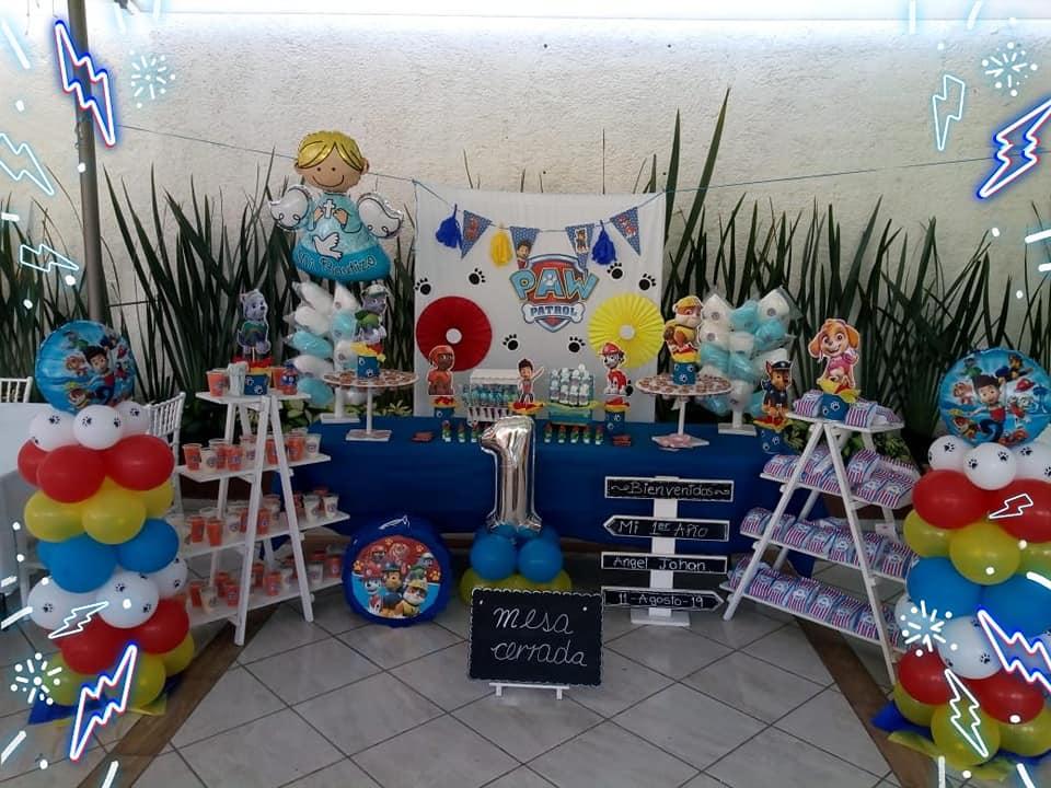 Mesas de dulces Infantiles en Cuautla