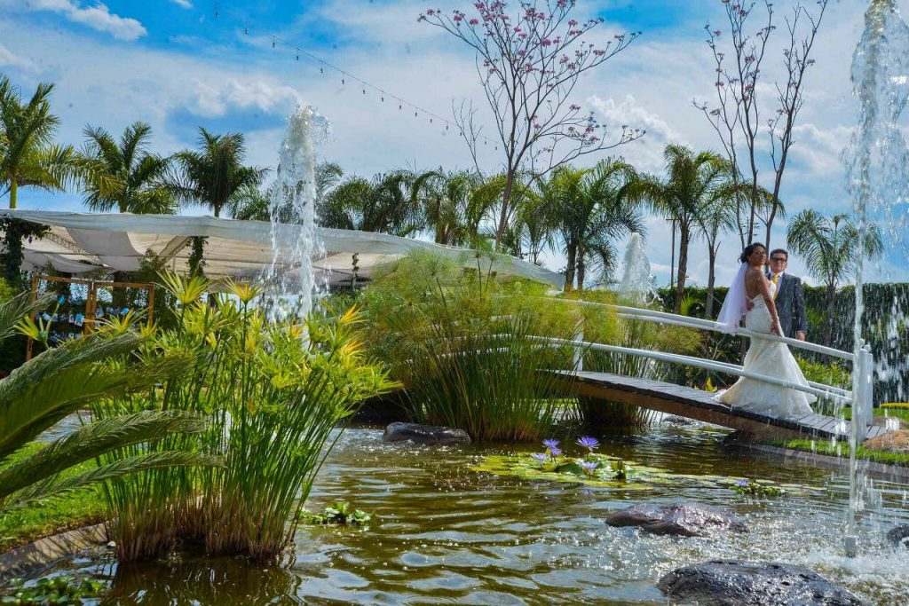 Jardín para Bodas en Morelos