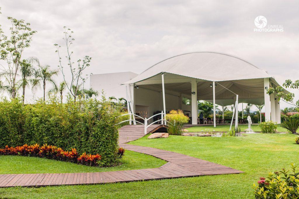 Jardín Vista Luna en Cuernavaca