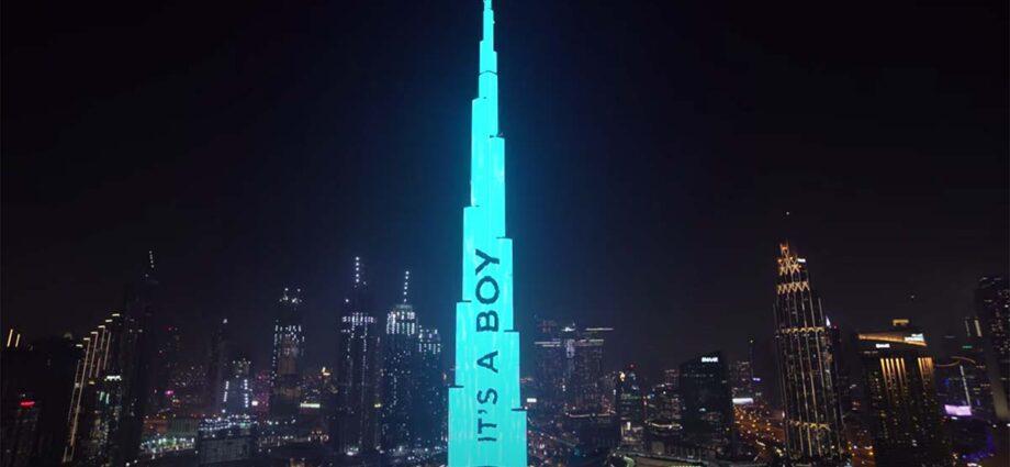 Revelacion de Sexo Burj Khalifa
