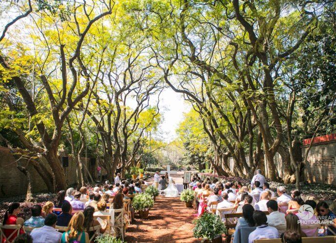 Bodas Jardín La Estancia