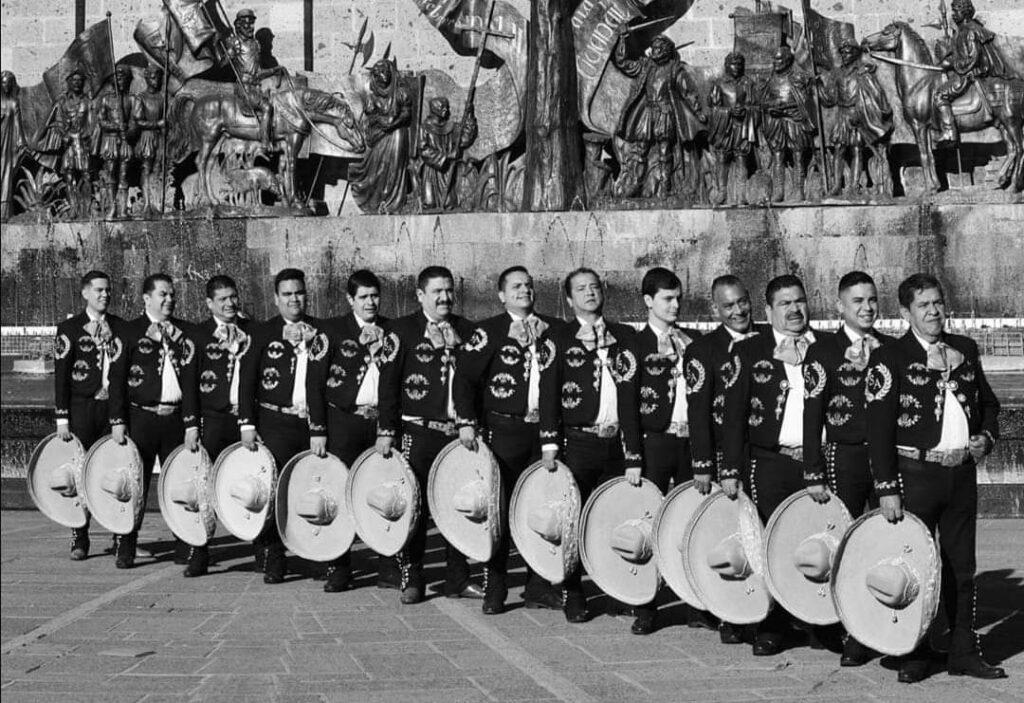 Mariachi Aztlán en Cuernavaca, Morelos